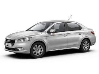 Rent a car Dubai Peugeot 301