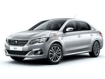 Peugeot 301 Price in Antalya - Sedan Hire Antalya - Peugeot Rentals