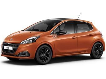 Rent a car Dubai Peugeot 208