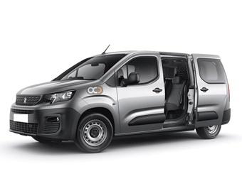 Hire Peugeot Partner-3m3 - Rent Peugeot Valencia - Van Car Rental Valencia Price