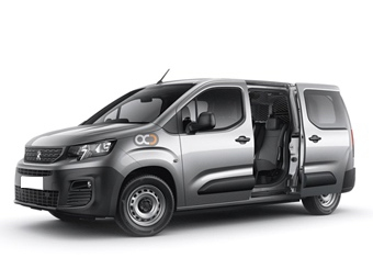Hire Peugeot Partner-3m3 - Rent Peugeot Castellon - Van Car Rental Castellon Price
