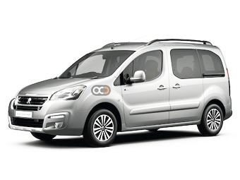Hire Peugeot Partner 5 pax - Rent Peugeot Castellon - Van Car Rental Castellon Price