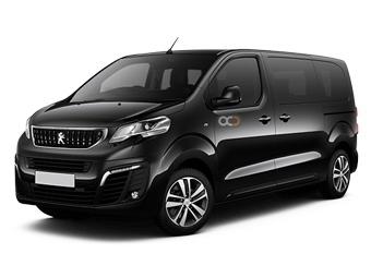 Peugeot Traveller Price in Muscat - Van Hire Muscat - Peugeot Rentals