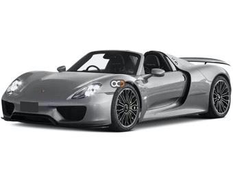 Porsche 918 Spyder Price in London - Sports Car Hire London - Porsche Rentals