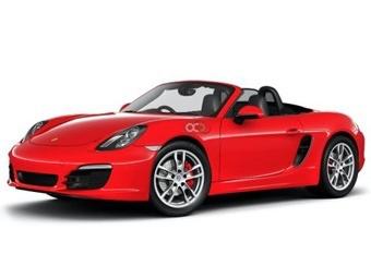 Hire Porsche Boxster 718 - Rent Porsche Dubai - Sports Car Car Rental Dubai Price