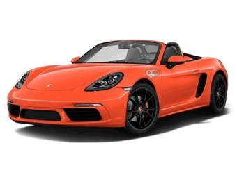 Hire Porsche Boxster 718 - Rent Porsche Dubai - Sports Car Car Rental Dubai Price