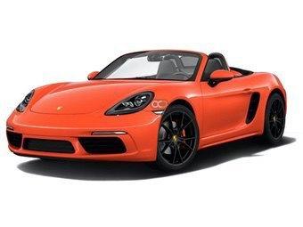 Hire Porsche Boxster - Rent Porsche Dubai - Sports Car Car Rental Dubai Price