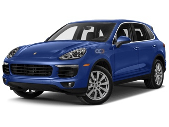 Hire Porsche Cayenne S - Rent Porsche Dubai - SUV Car Rental Dubai Price