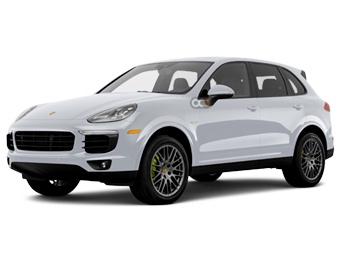 Hire Porsche Cayenne S - Rent Porsche Dubai - SUV Car Rental Dubai Price