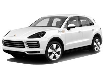 Hire Porsche Cayenne S - Rent Porsche Geneva - SUV Car Rental Geneva Price