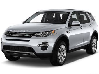 Hire Land Rover Range Rover Discovery Sport - Rent Land Rover Sharjah - SUV Car Rental Sharjah Price