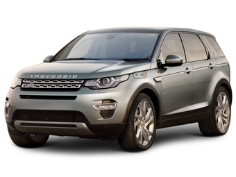 Hire Land Rover Discovery Sport - Rent Land Rover Dubai - SUV Car Rental Dubai Price