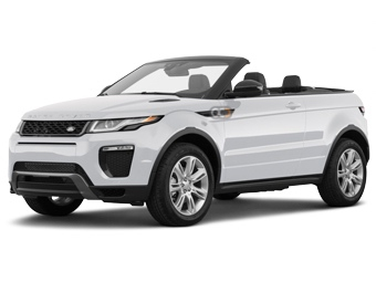 Hire Land Rover Range Rover Evoque Convertible - Rent Land Rover Dubai - Cross Over Car Rental Dubai Price