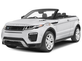 Hire Land Rover Range Rover Evoque Convertible - Rent Land Rover Dubai - Cross Over Car Rental Dubai Price