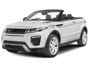 Land Rover Range Rover Evoque Convertible Price in Dubai - Cross Over Hire Dubai - Land Rover Rentals