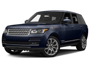 Hire Land Rover Range Rover - Rent Land Rover Dubai - SUV Car Rental Dubai Price