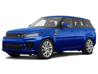 Hire Land Rover Range Rover Sport - Rent Land Rover Dubai - SUV Car Rental Dubai Price