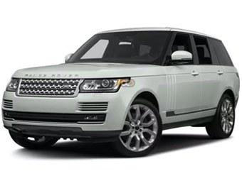 Hire Land Rover Range Rover Vogue - Rent Land Rover Sharjah - SUV Car Rental Sharjah Price