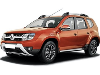 Hire Renault Duster - Rent Renault Sharjah - Cross Over Car Rental Sharjah Price