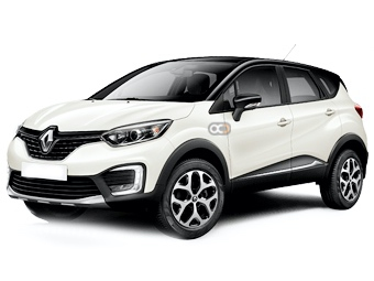Renault Captur Price in Dubai - Cross Over Hire Dubai - Renault Rentals