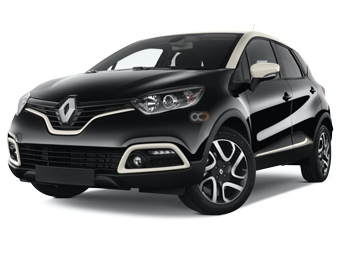 Hire Renault Captur - Rent Renault Muscat - Crossover Car Rental Muscat Price