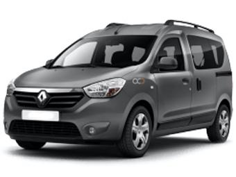 Renault Dokker Price in Dubai - Van Hire Dubai - Renault Rentals