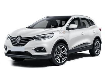 Hire Renault Kadjar - Rent Renault Izmir - Crossover Car Rental Izmir Price