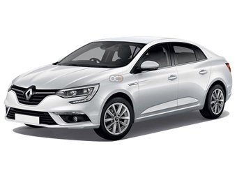 Hire Renault Megane - Rent Renault Antalya - Sedan Car Rental Antalya Price