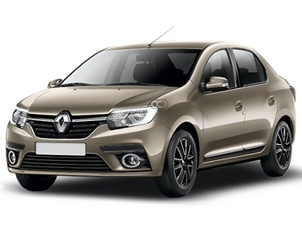 Hire Renault Symbol - Rent Renault Sharjah - Sedan Car Rental Sharjah Price