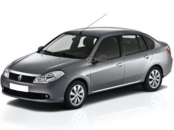 Hire Renault Symbol - Rent Renault Dubai - Sedan Car Rental Dubai Price