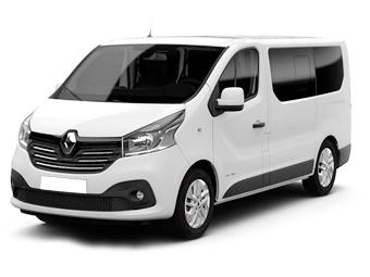 Hire Renault Trafic - Rent Renault Istanbul - Van Car Rental Istanbul Price