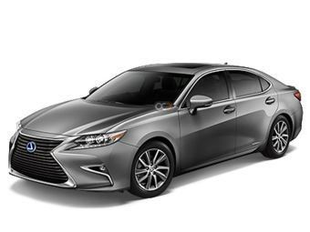 Rent a car Dubai Lexus ES Series