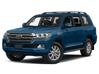 Hire Toyota Land Cruiser - Rent Toyota Abu Dhabi - SUV Car Rental Abu Dhabi Price