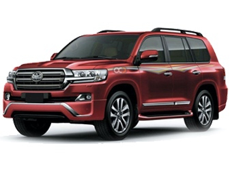 تويوتا Land Cruiser Price in Dubai - سوف  Hire Dubai - تويوتا Rentals