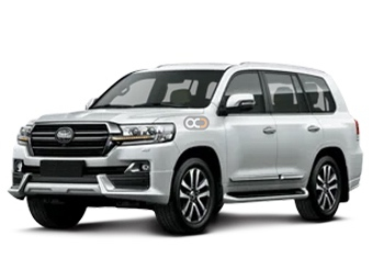 Toyota Land Cruiser Price in Dubai - SUV Hire Dubai - Toyota Rentals