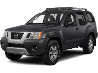 Rent a car Dubai Nissan Xterra