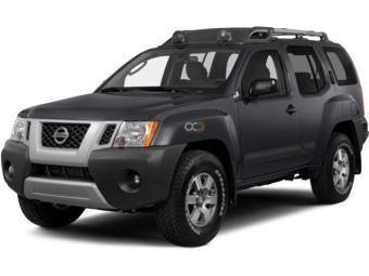 Hire Nissan Xterra - Rent Nissan Sharjah - SUV Car Rental Sharjah Price