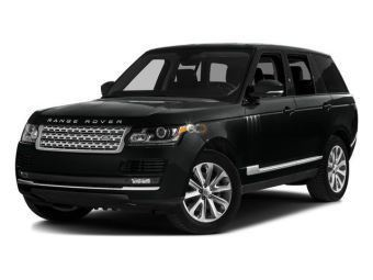 Land Rover HSE Price in Abu Dhabi - SUV Hire Abu Dhabi - Land Rover Rentals