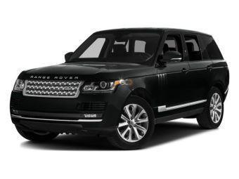 Hire Land Rover Range Rover Vogue SE - Rent Land Rover Dubai - SUV Car Rental Dubai Price