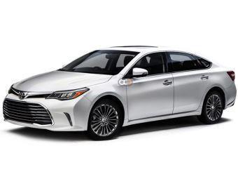 Hire Toyota Avalon - Rent Toyota Dubai - Sedan Car Rental Dubai Price