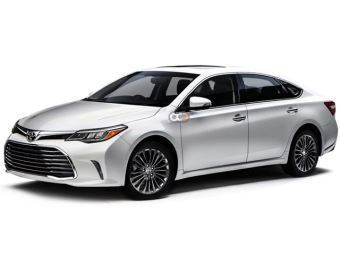 Hire Toyota Avalon - Rent Toyota Dubai - Sedan Car Rental Dubai Price