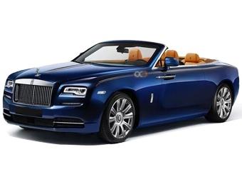 Rolls Royce Dawn Price in London - Convertible Hire London - Rolls Royce Rentals