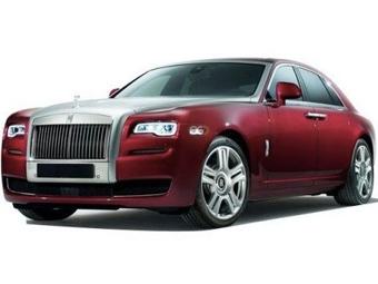Hire Rolls Royce Ghost Series II - Rent Rolls Royce Dubai - Luxury Car Car Rental Dubai Price
