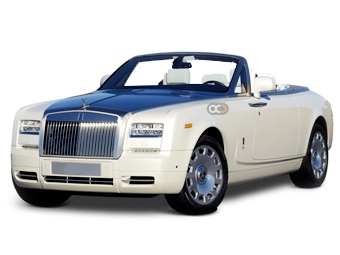 رولزرويس Phantom DropHead Coupe Price in دبي - لكسري سار  Hire دبي - رولزرويس Rentals