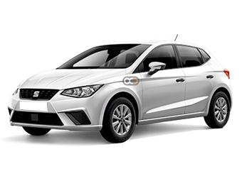 Seat Ibiza Price in Castellon - Compact Hire Castellon - Seat Rentals