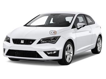 Seat Leon Price in Valencia - Compact Hire Valencia - Seat Rentals