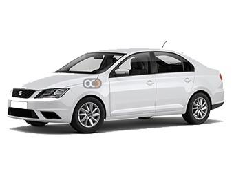 Seat Toledo Price in Castellon - Sedan Hire Castellon - Seat Rentals