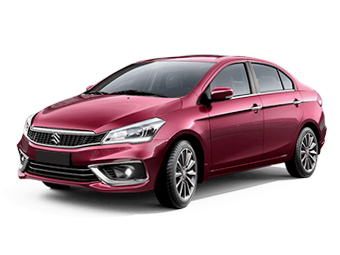 Suzuki  Ciaz  Price in Sharjah - Sedan Hire Sharjah - Suzuki  Rentals