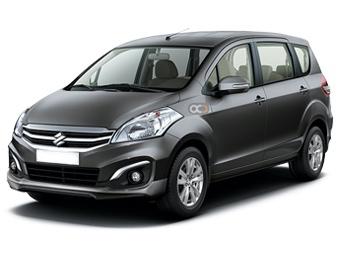 Hire Suzuki  Ertiga - Rent Suzuki  Dubai - Van Car Rental Dubai Price