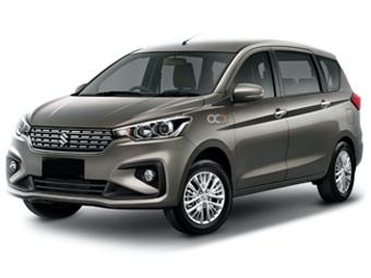 Suzuki  Ertiga Price in Dubai - Van Hire Dubai - Suzuki  Rentals